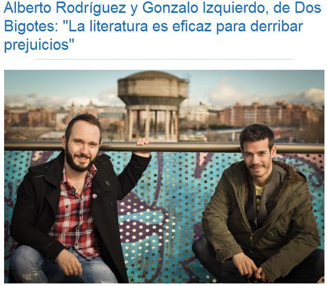 Ragap entrevista a Dos Bigotes