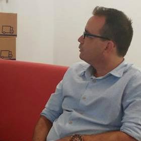 Michel García Cruz, entrevistado en Radio Mislata