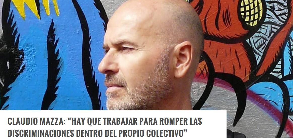 Entrevista a Claudio Mazza en Estoy Bailando