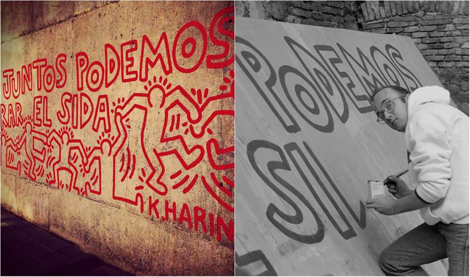 Recordamos a Keith Haring en el Día Mundial del Sida