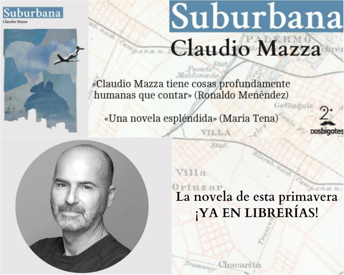 Suburbana, una de las novelas de 2015